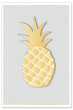 Greeting Card - All Occasions (Pineapple)