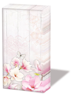 Pocket Tissue - Magnolia Garden (Collection: 12512705 & 13312705)