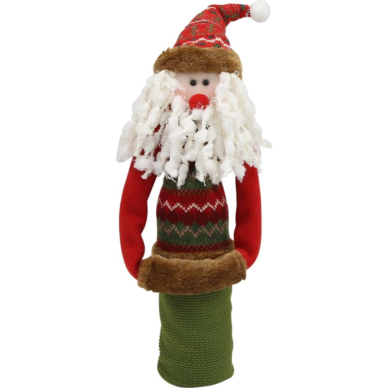 Wine Bottle Covers - Santa PATTERN