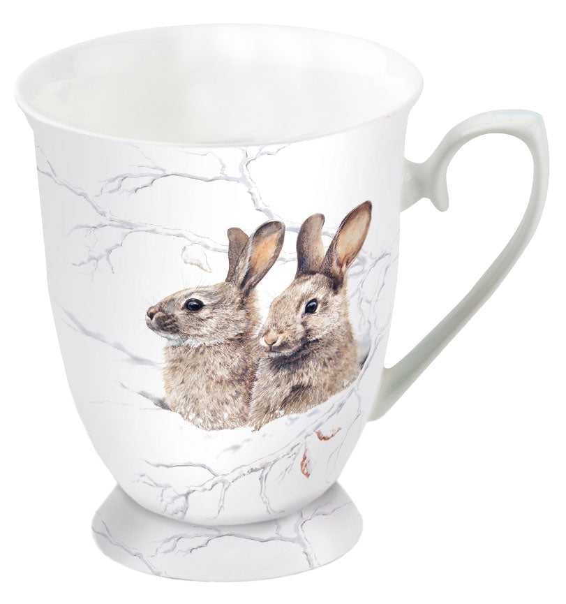 MUG (Fine Bone China) - Winter Morning (250 mL) - COLLECTION