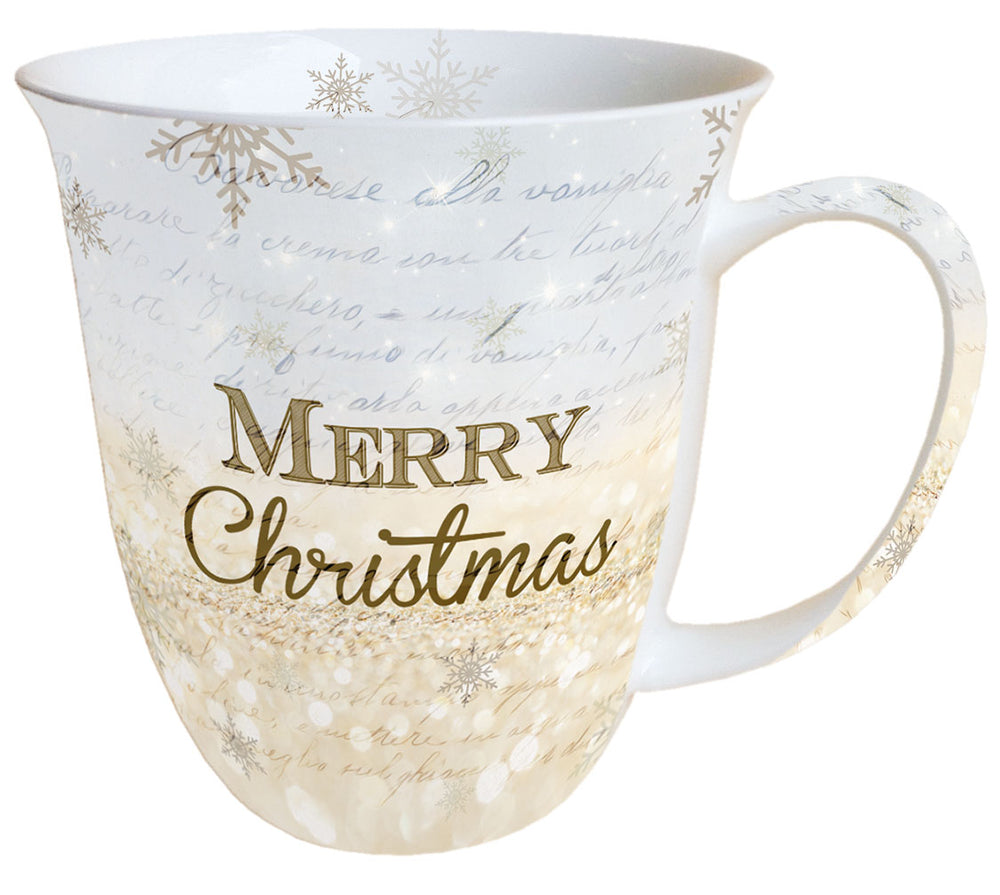 MUG (Fine Bone China) - X-mas Atmosphere (400 mL) - COLLECTION