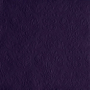 Load image into Gallery viewer, Cocktail Napkin - Elegance VIOLET (Collection: 13307908 & 14007908)