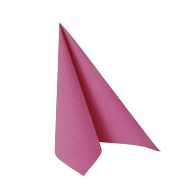 Load image into Gallery viewer, Lunch Napkin - Uni FUCHSIA