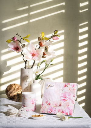 Load image into Gallery viewer, Lunch Napkin - Magnolia Garden (Collection: 12512705) - COLLECTION