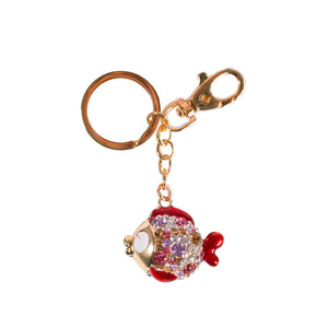 Key Chain - Sparkling Fish