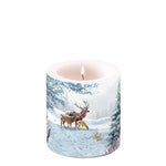 Candle SMALL - Deer Family - COLLECTION