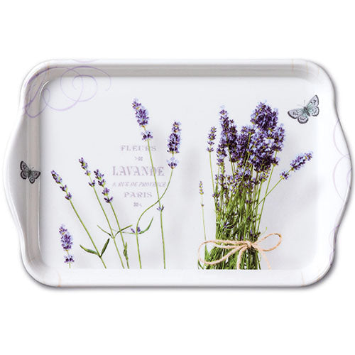 TRAY - Bunch of Lavender (13 x 21 cm) - COLLECTION