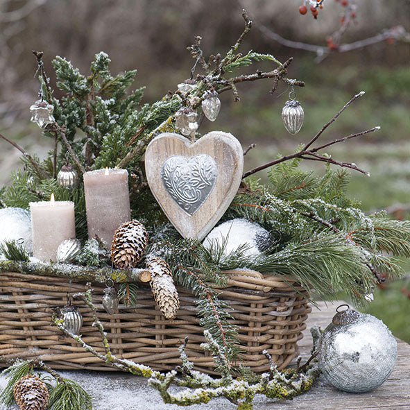 Lunch Napkin - Winter Arrangement (Collection: 32513460) - COLLECTION