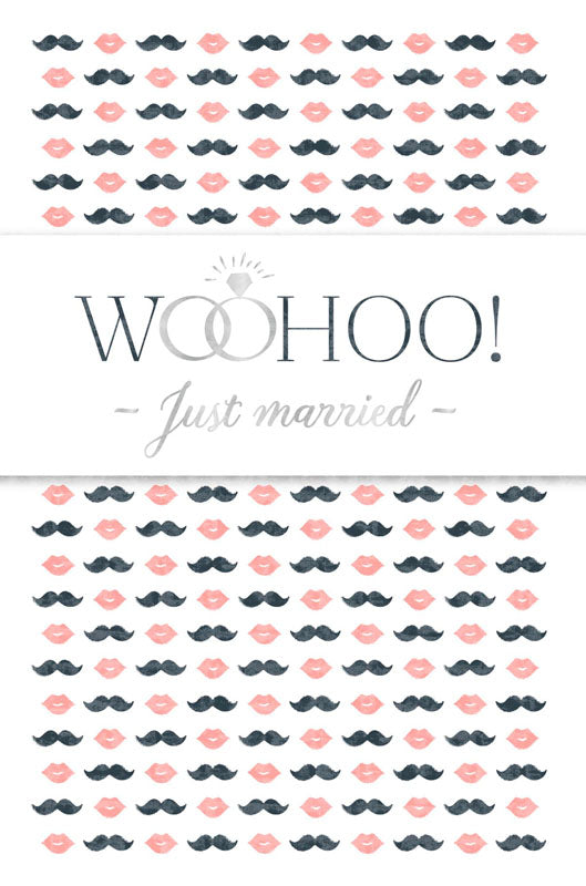 Greeting Card - Wedding (WooHoo)