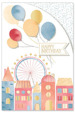 Greeting Card - Birthday (3D Fun Times)