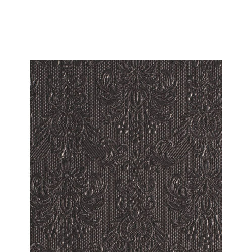 Cocktail Napkin - Elegance DARK GREY (Collection: 13311112 & 14011112)