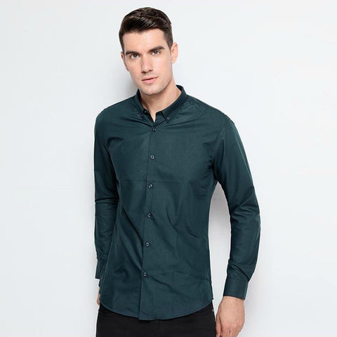New Trend Slim Fit Shirt - uzoic