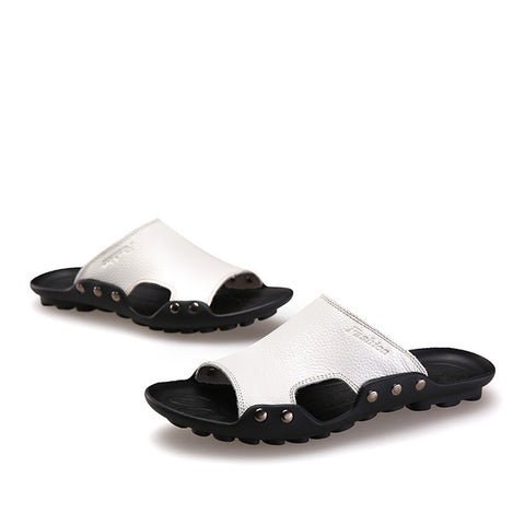 Beach Time Breathable Slippers - uzoic