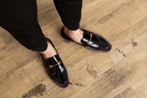 Shine and Grind Men Shoes - uzoic