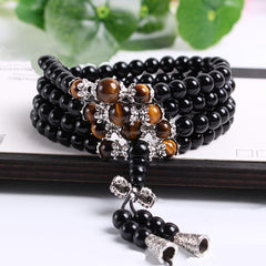 Tibetan Tiger Eye Crystal Bracelet