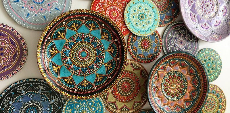 decoration plates