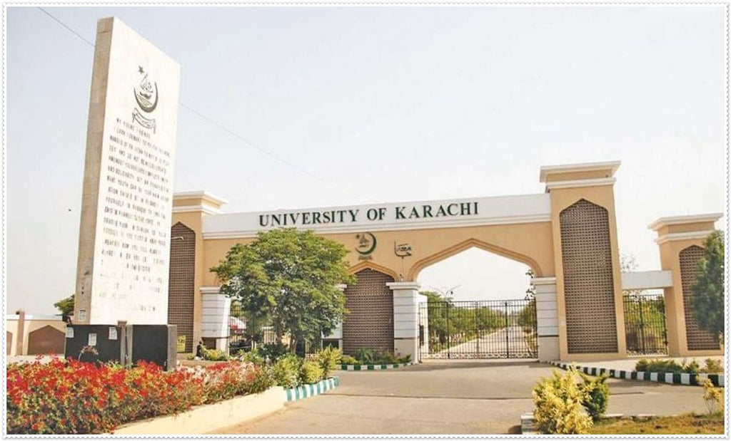 Department of Visual Studies University of Karachi