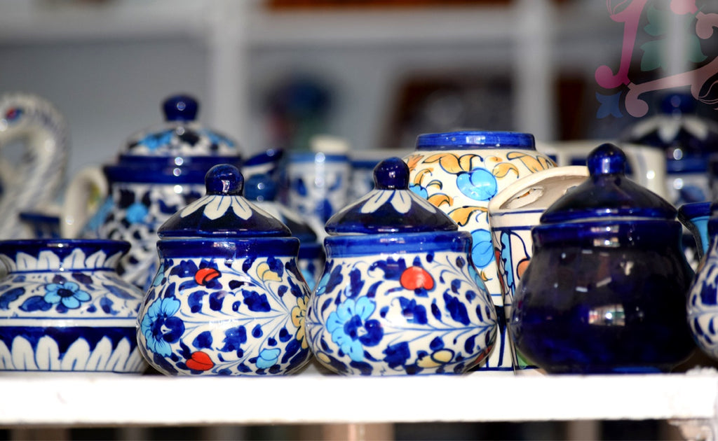 Multan Blue Pottery