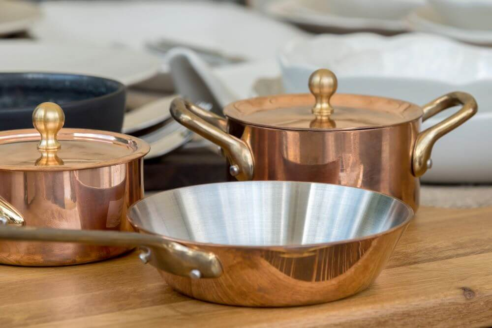 What are Copper Utensils