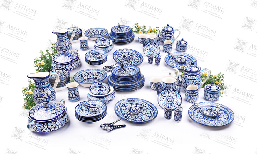 Antique Design Dinner Set