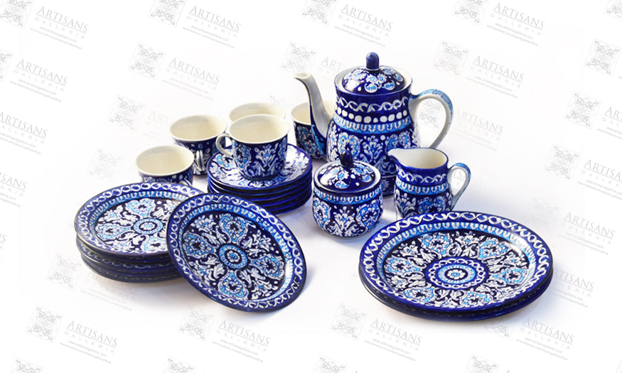 Antique Style Tea Set