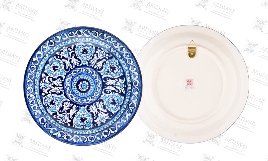 Wall Hanging Plate in Antique Design