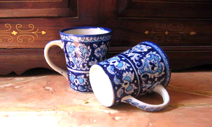 Antique Design Coffee Mug