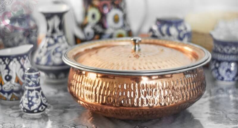Copper Handi Suppliers and Manufacturers