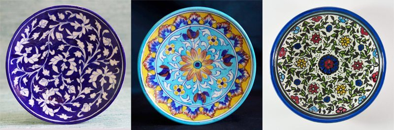 Handmade Decorative Plates
