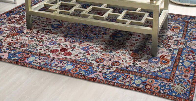 handmade knotted carpets