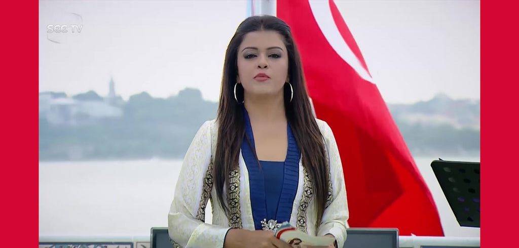 Maria Wasti Turkey Morning Show
