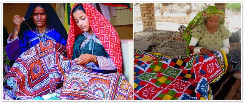 Sindhi Bags how its made