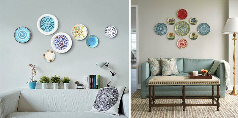 Wall Hanging Decorative Plates