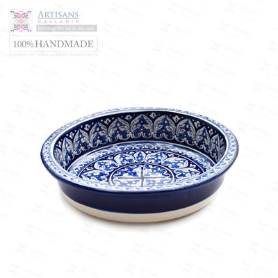 Blue Pottery Table Bowls