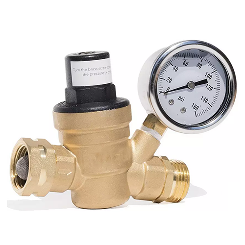 Brass Pressure Reducing Valve