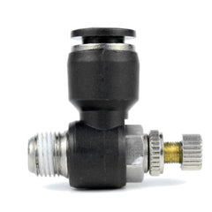 Pneumatic Throttle Control Valve