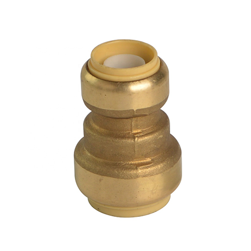 Brass Push Fit Reducer Coupling
