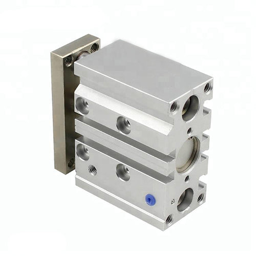 Guided Compact Pneumatic Cylinder