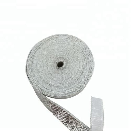 Aluminum Foil Coated Ceramic Fiber Tape
