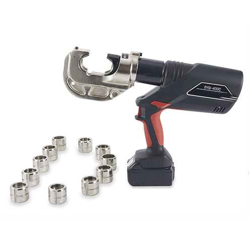 Cordless Hydraulic Crimping Tool