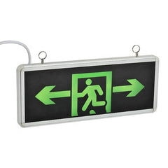 LED Fire Emergency Evacuation Safety Exit Signs
