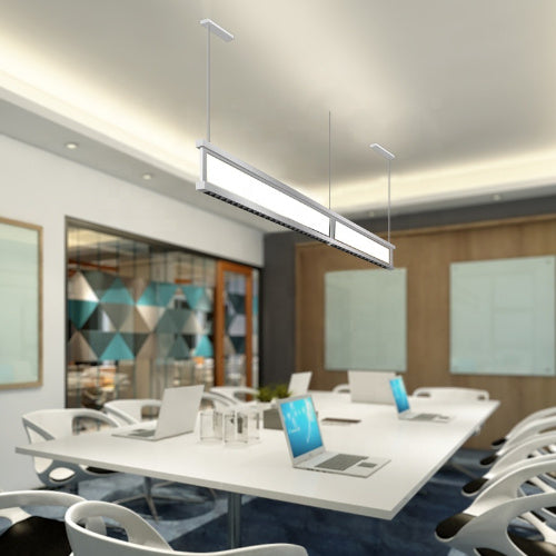 LED Linear Suspended Office Lighting