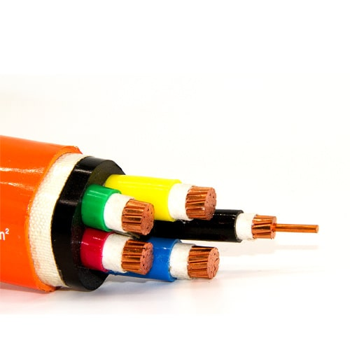 Mineral Insulated 500V Cable