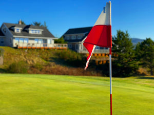 9-Hole Club Rental | Contactless Golf Check In
