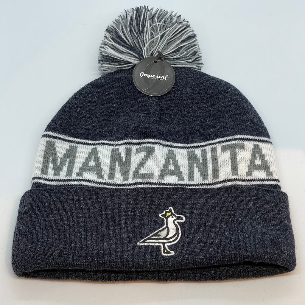 Manzanita King Seve Beanie - Winter Navy