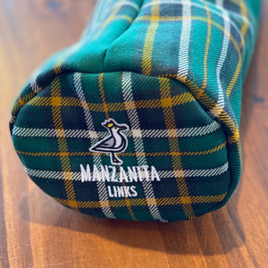 King Seve X Seamus | Irish National Tartan Head Cover