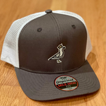 King Seve Mile High Charcoal/White Trucker Snapback Cap