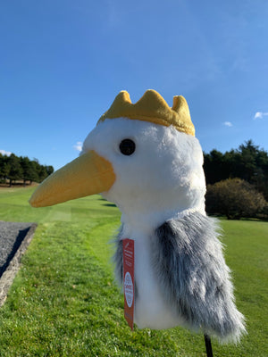 Official Manzanita Links King Seve The Seagull Head Cover