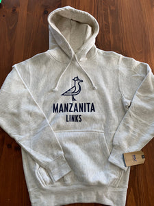 Manzanita Links Heather Hoodie