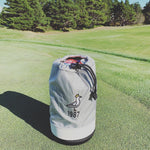 King Seve 1987 Shag Bag & Range Cooler